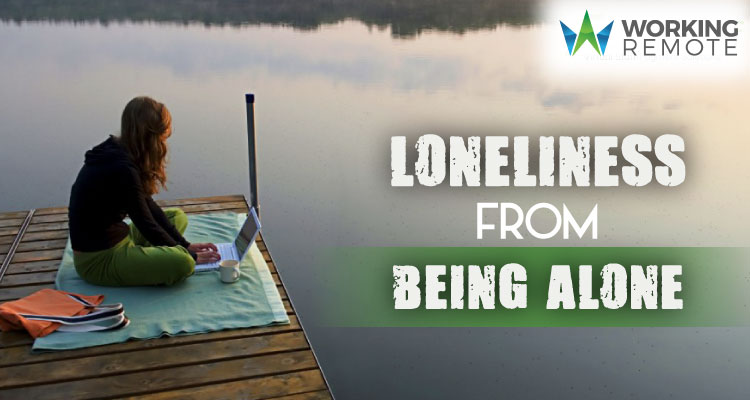 Loneliness from Being Alone