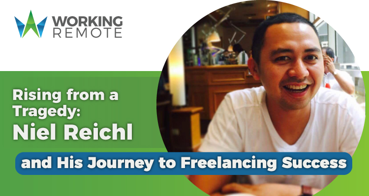 Rising from a Tragedy: Niel Reichl and His Journey to Freelancing Success